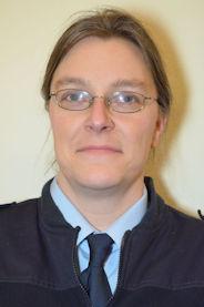 Brandschutzerzieherin Daniela Rosenberger©Freiwillige Feuerwehr Samtgemeinde Salzhausen