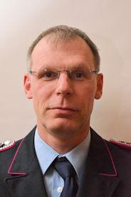 Gemeindeausbildungsleiter Matthias Rehr©Freiwillige Feuerwehr Samtgemeinde Salzhausen