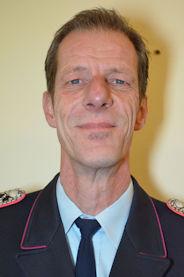 Gemeindeschriftwart Lutz Hänel©Freiwillige Feuerwehr Samtgemeinde Salzhausen